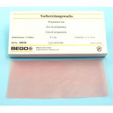 0,5 mm vosk podsady