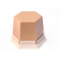 GEO Avantgarde wax opaque beige 75g