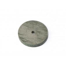 Erasers - green discs