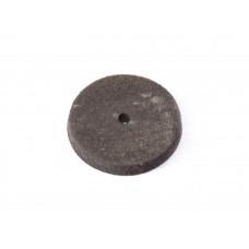 Erasers - black discs