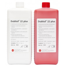 Dreve-Silikon Dublisil 22 Plus 1 + 1 kg PROMOTION