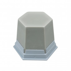 GEO Classic gray opaque wax 75g