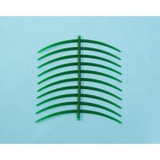 RK Dentaurum wax templates