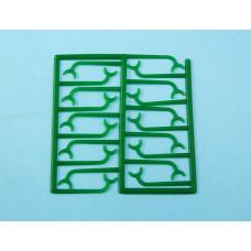 Wax templates TK I Bego