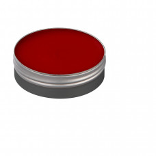 Crowax red transparent wax 80g