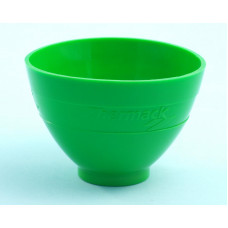 Alginate green bowl
