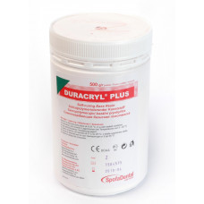 Duracryl Plus Z pink color 500g