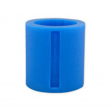 Silicon ring No. 6 blue