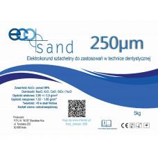 250 um 5 kg protetického piesku
