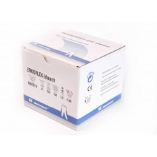 Erkoflex Bleach 1.0mm quadratische Folie 125mm