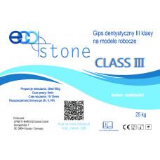 Gips III kl. Eco Stone 25 kg niebieski