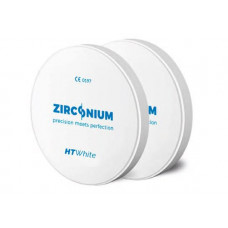 Zirconium HT White 98x10 mm