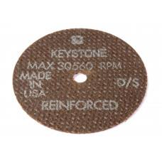 64mm Keystone reinforced dial