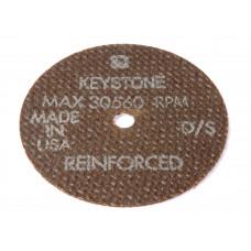Tarcza zbrojona średnica 64mm Keystone