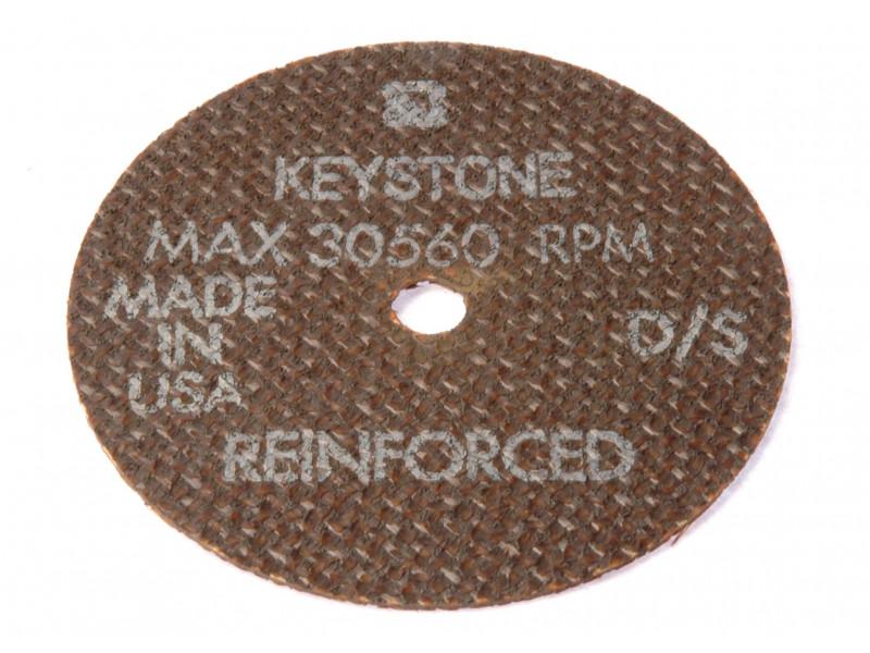 64mm Keystone reinforced dial