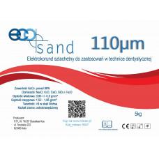 Protetický piesok 110 μm 5 kg