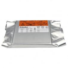Erkodur fólia štvorcová 125x125mm 2,0mm (10ks)