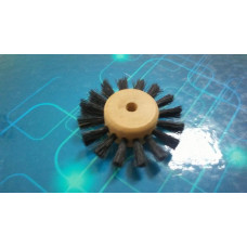Bristle brush, diameter 50 mm