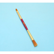 2-stranná kombinovaná kefa na vosk a izolátor