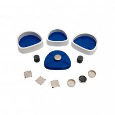 Pin-Cast zestaw foremek 17,5mm