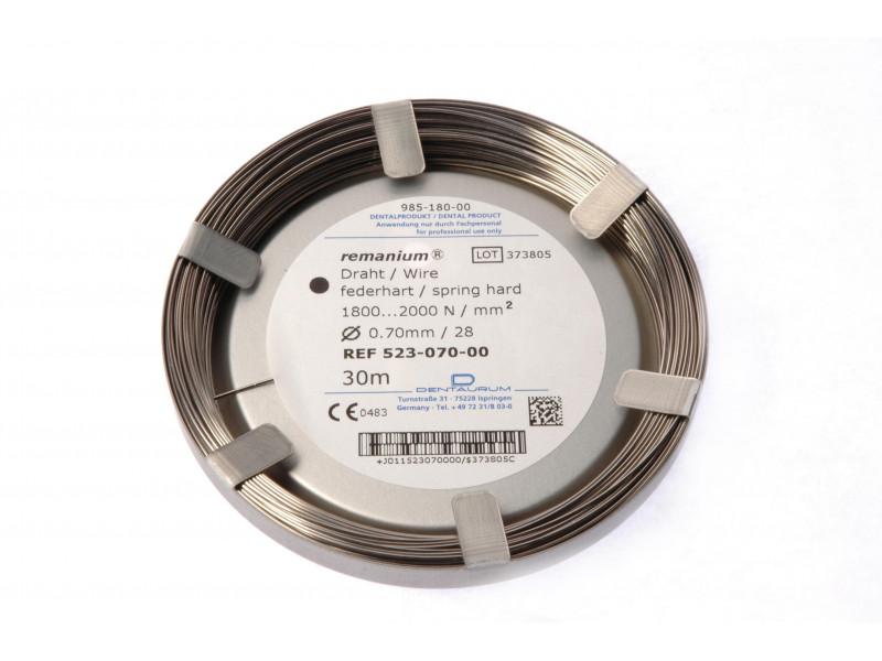 Remanium wire 0.7mm round 30m PROMOTION