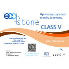Gypsum, class 5 Eco Stone, 25 kg golden brown
