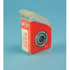 Pauzovací papír Arti-Fol červený 8- super tenký. BK21