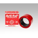 Kalka Arti-Fol 8u, jednostronna, czerwona uzupełnienie BK1021