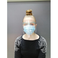 Protective mask with interchangeable foils