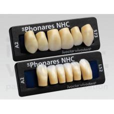 Phonares Typ II zęby kompozytowe przednie. Dostępne na zamówienie
