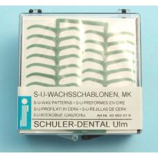 Wax templates MK Schuler Dental