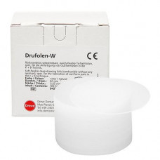 Dreve Drufolen W round 120mm 0.45mm (40pcs)