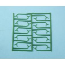TKI Schuler Dental wax stencils