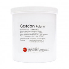 Castdon powder pink-transparent 750g
