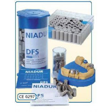 DFS Niadur Cr-Ni kov pre porcelán 1 kg