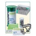 Biodursoft DFS nickel-free Co-Cr metal for porcelain - ankle