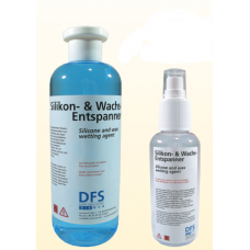 DFS Preparation for removing the surface tension of wax and silicone