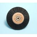 Szczota z włosia twarda zbieżna śr.80mm Polirapid