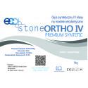Gips IV kl.Eco Stone Ortho 5kg Premium superbiały