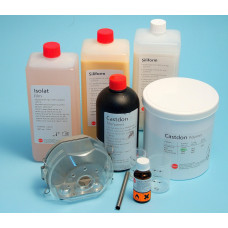 Castdon Starter Kit with silicone