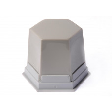 GEO Avantgarde gray universal non-transparent wax 75g