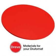 Drufosoft rot 120X3mm Dreve