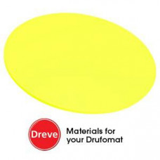 Drufosoft, neon-yellow 120x3.0mm Dreve