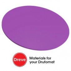 Drufosoft violet color 120x3,0mm Dreve