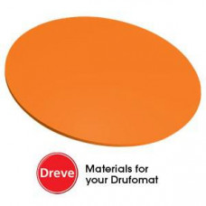 Drufosoft Orange 120x3,0 mm Dreve